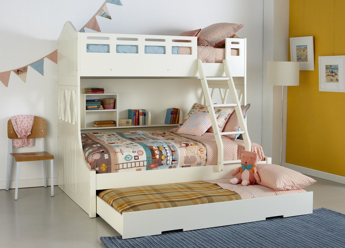 Snooze Bunk Beds 6 Beds Kids Will Love To Help With Transition From Cot To Bed