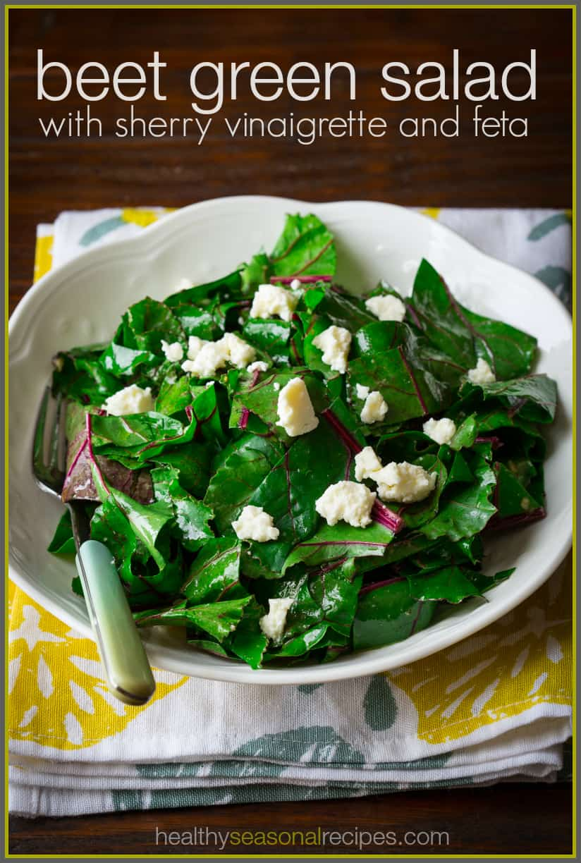 Beet Am Hang What To Do With Beet Greens And A Recipe For Beet Green Salad With