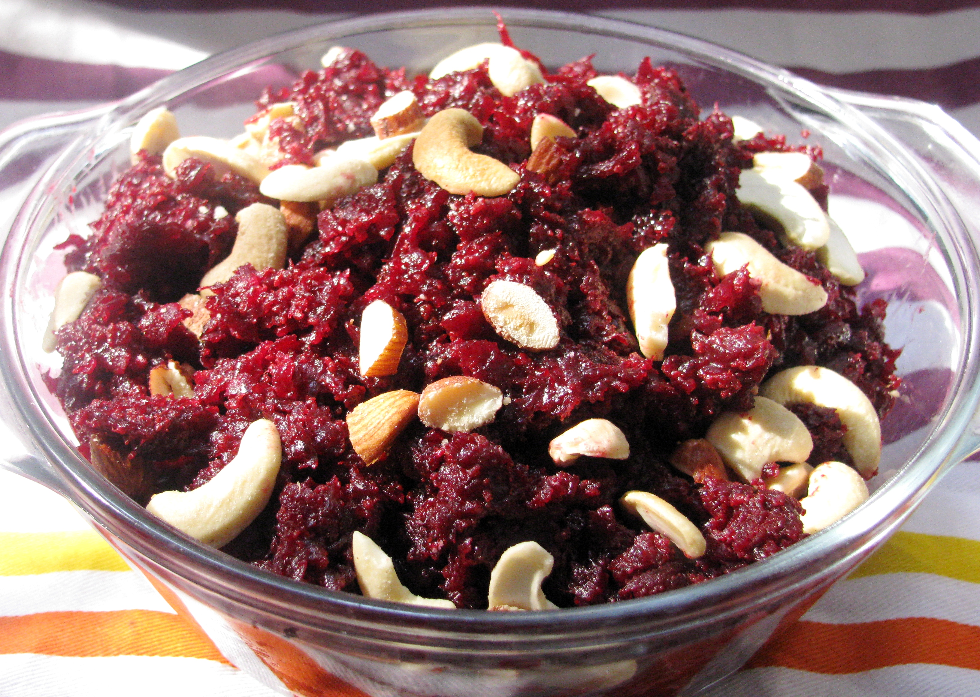 Image result for beet halwa