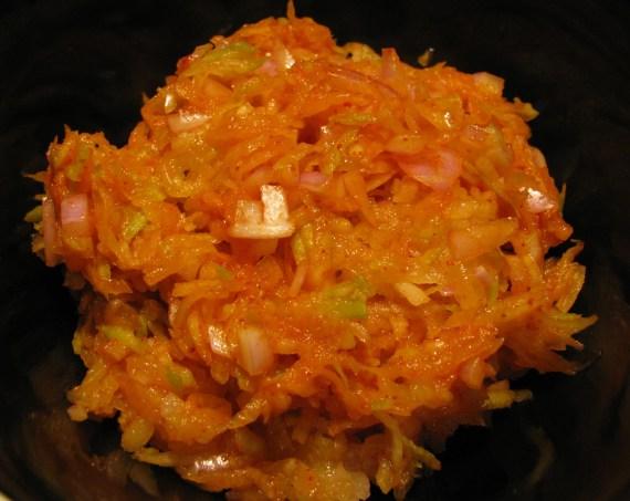 kachumber recipe