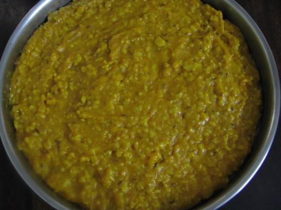 patodi rassa bhaji | patwadi sabji | pataudi chi bhaji