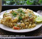 Namkeen Daliya recipe