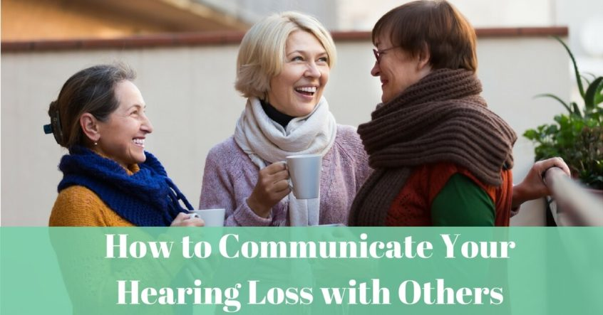 How to Communicate Your Hearing Loss with Others - jobs for people with hearing loss