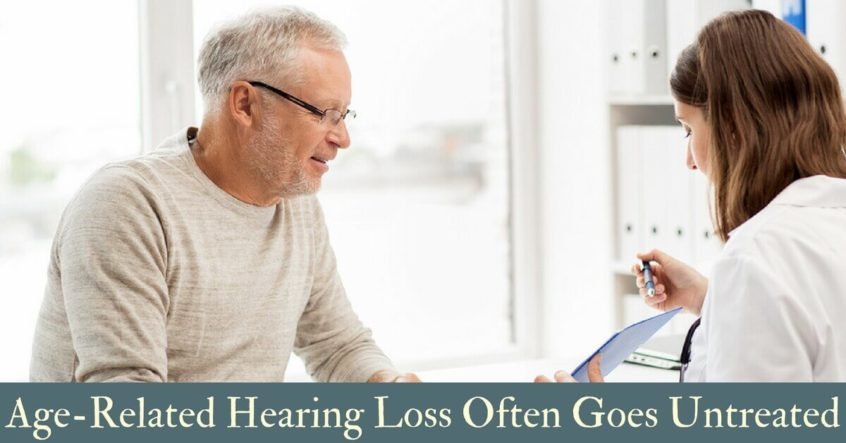 Age-Related Hearing Loss Often Goes Untreated - Hearing Aid Associates - jobs for people with hearing loss