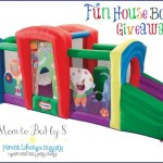 Enter to win your very own Little Tikes Fun House Bouncer