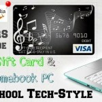 Enter to win a $500 visa card and a chromebook at the back to school giveaway tech style