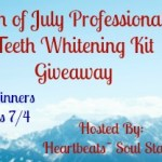 4th of july teeth button