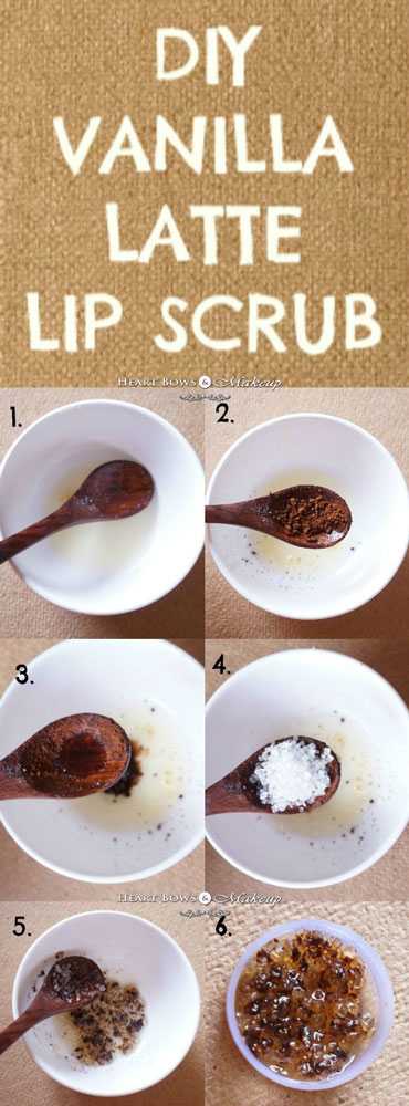 Diy Easy Lip Scrubs For Dry Pigmented Lips With Natural