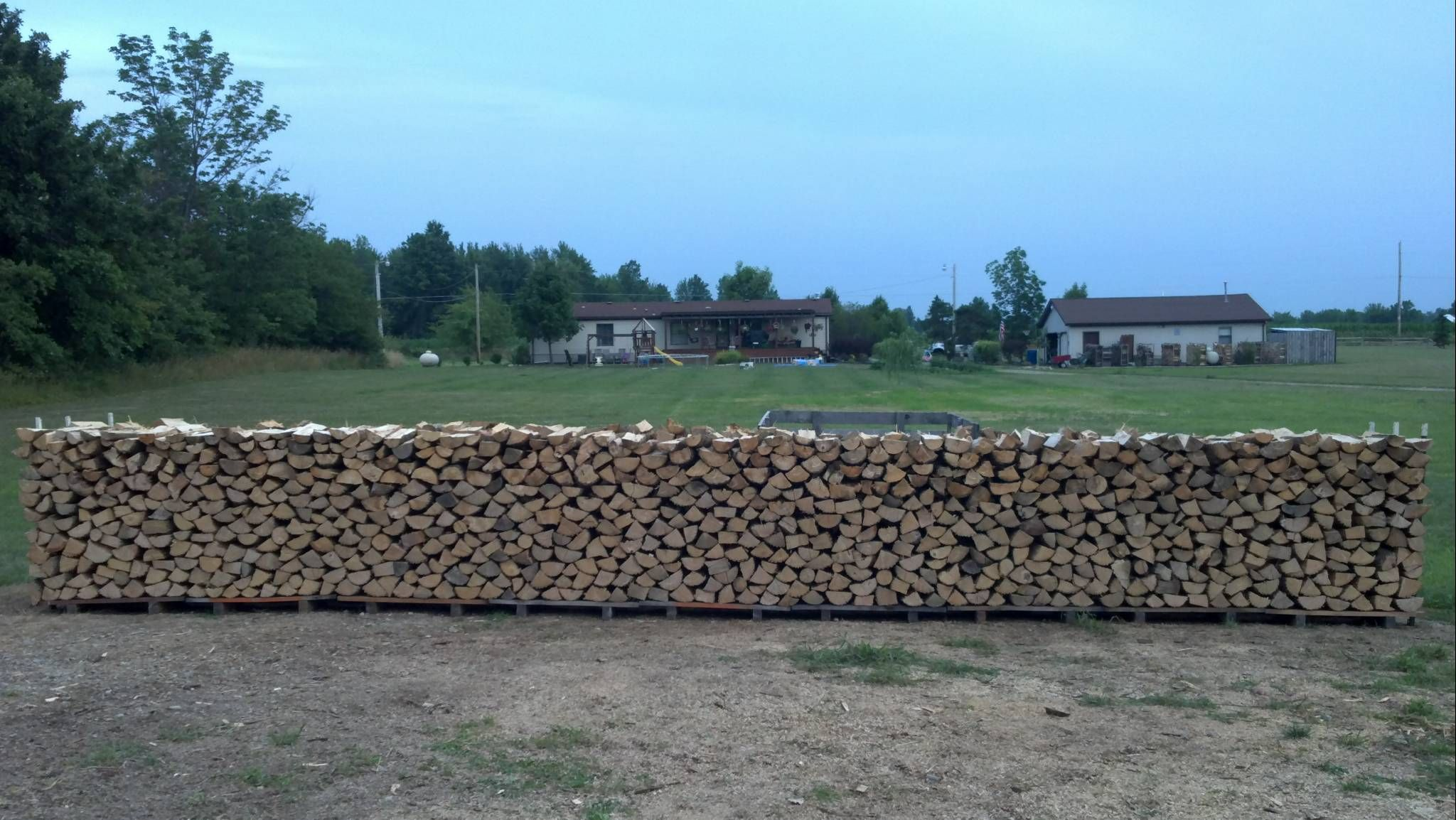 Outdoor Firewood Rack Plans Or Tips For Outdoor Firewood Rack Hearth Forums Home