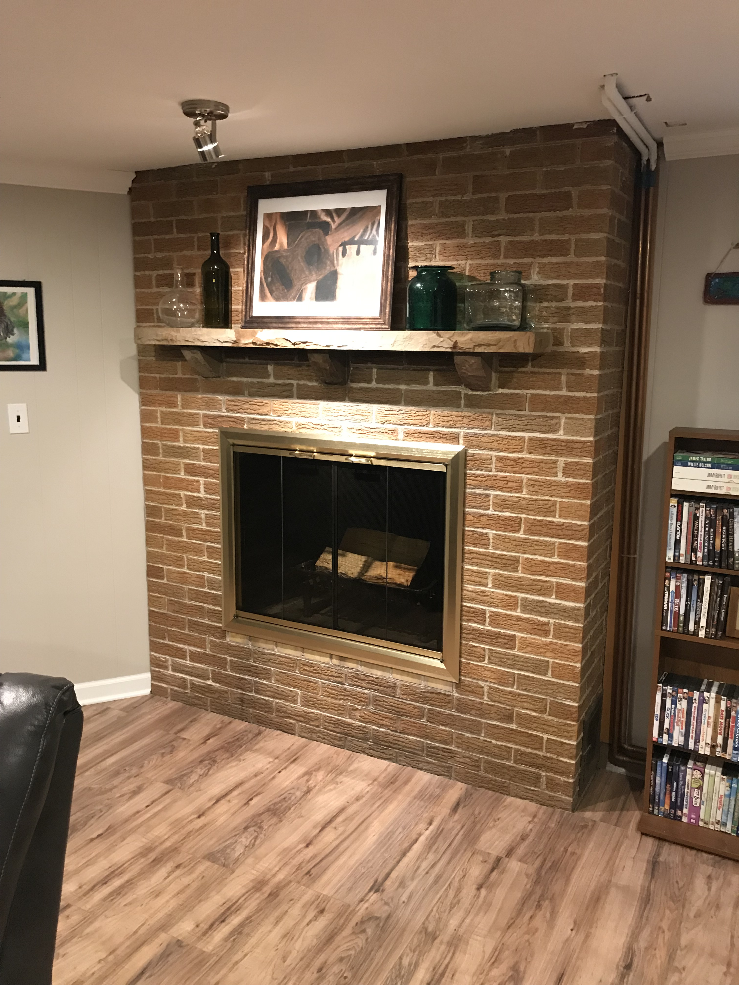 Small Fireplace Screens Under 30 Wide Testimonials Hearth Home