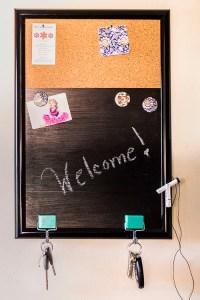 DIY Easy Message Board