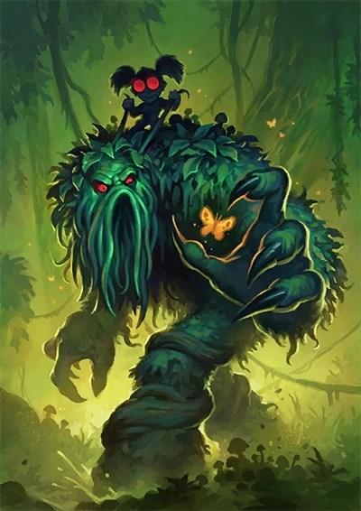 3d Virus Wallpaper Bog Creeper Hearthstone Wiki