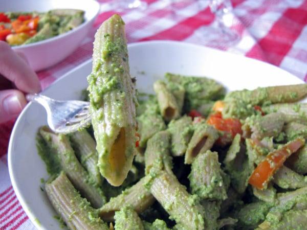 Vegan Vegetable Pesto