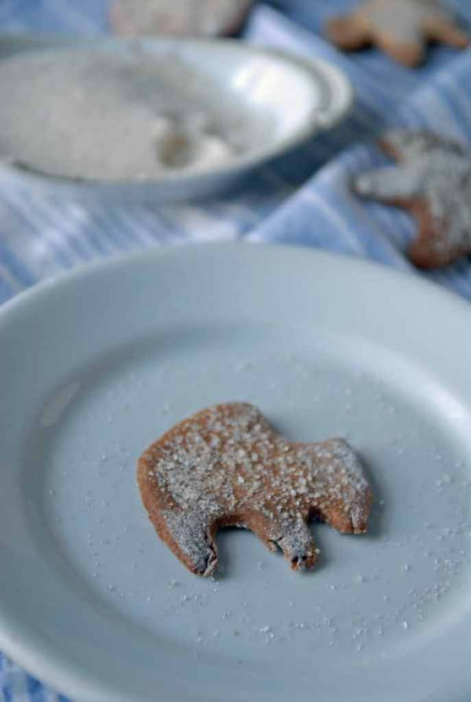 Simple Sugar Cookies {Vegan}