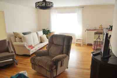 Glam Coastal Living Room Makeover | HeartWork Organizing ...