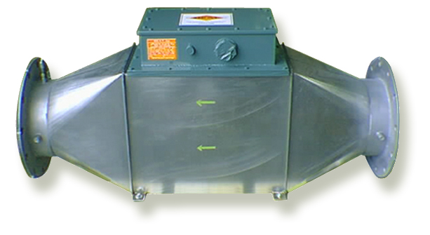 Item Adh 12 243 Air Duct Heaters Adh Series On Heat