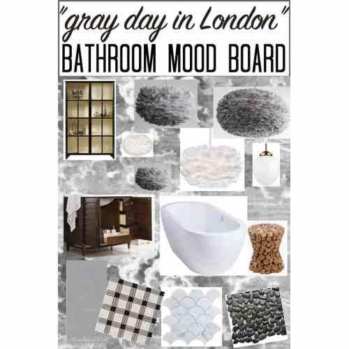 Medium Crop Of Grey And White Bathroom