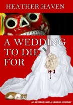 A Wedding to Die For book cover