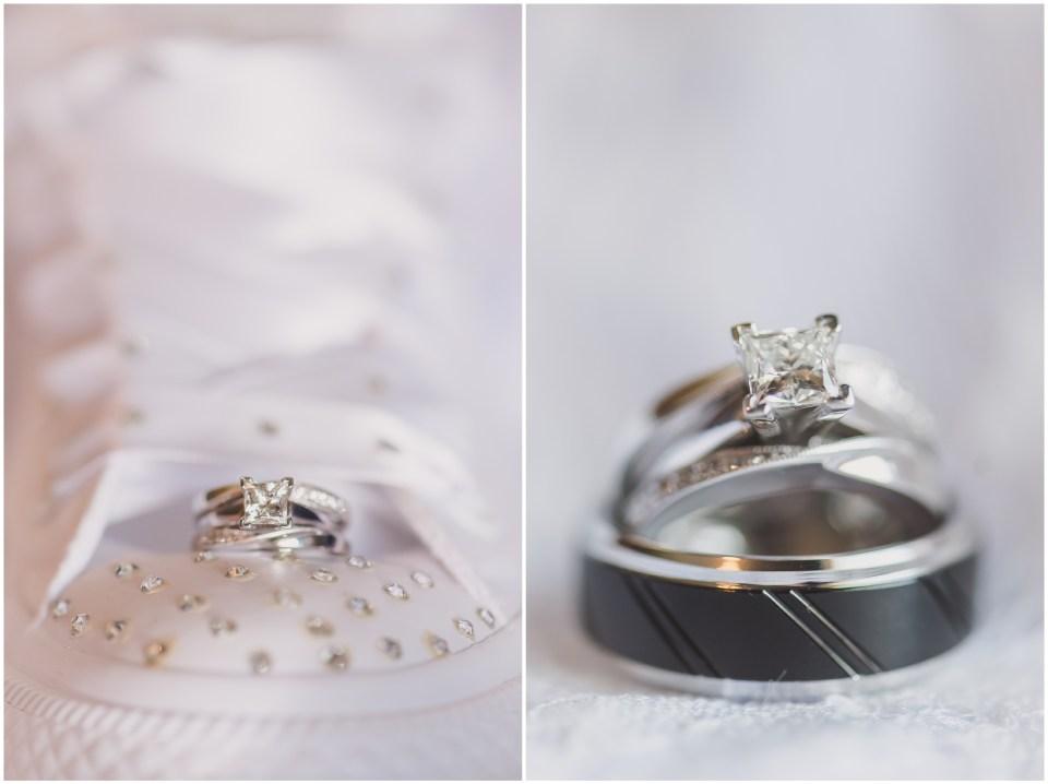 south jersey wedding photographer, ring shot