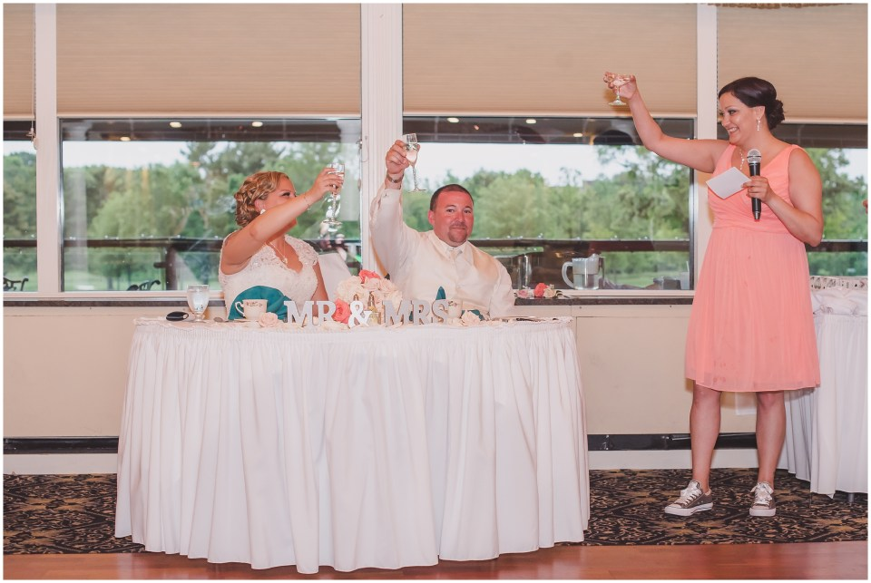 pennsauken country club, south jersey wedding, reception pictures
