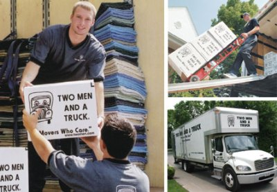 Heathwood - Resources - Two Men and a Truck