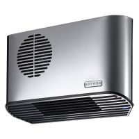 Bathroom Fan Heater: Serene 'All Metal' 2.4kW Polished Chrome