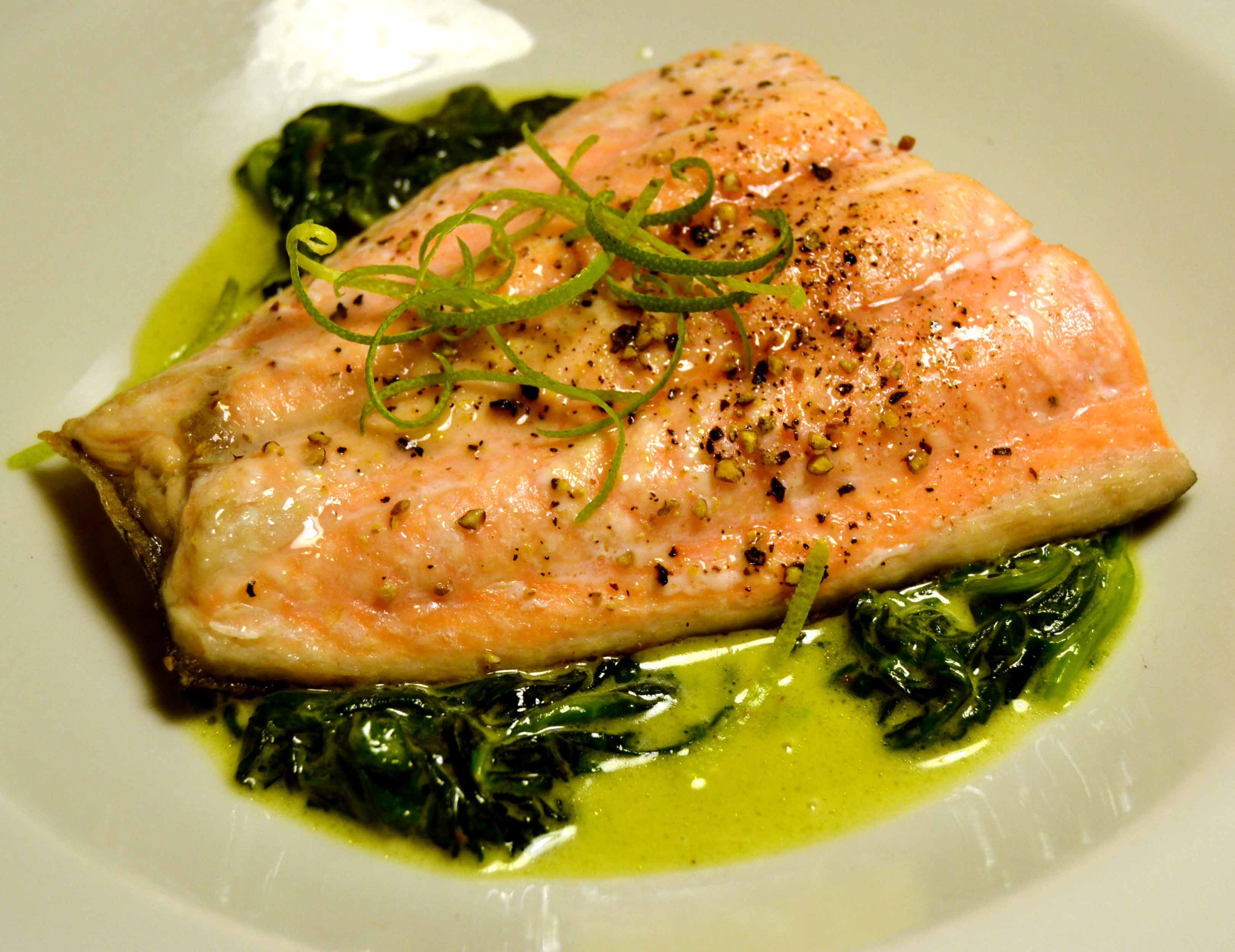 Lachs Spinat Lachs Spinat « Heat'n'eat