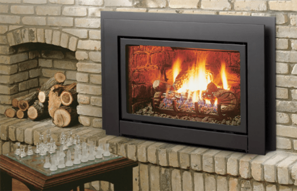 Gas Fireplace Accessories Glowing Embers Dual Effect