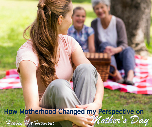 How Motherhood Changed my Perspective on Mother's Day