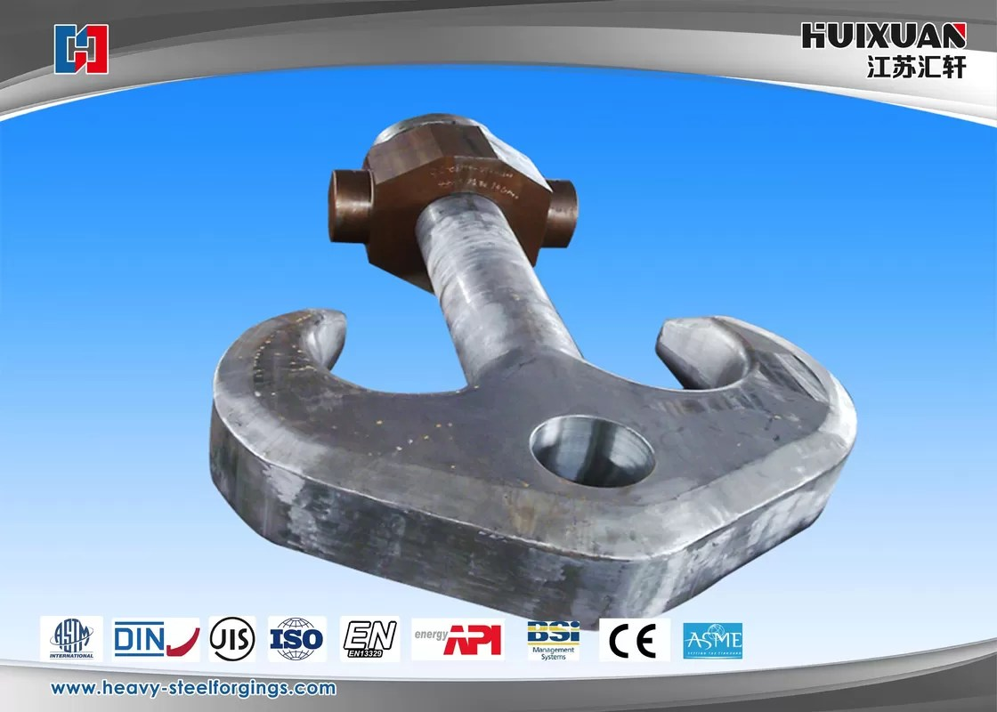 Industrial Forging Heavy Duty Crane Lifting Hooks Dg20mn Carbon Steel Industrial Forging