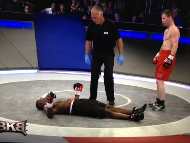 BKB Boxing, Full BKB1 Card Review