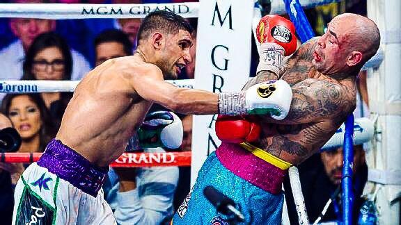 Amir Khan beats Collazo, opens big welterweight opportunities