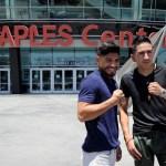 The Battle of LA: Mares vs Santa Cruz