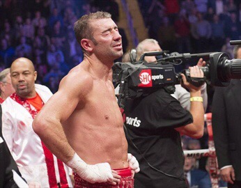 Lucian Bute's Statement On Failed Drug Test