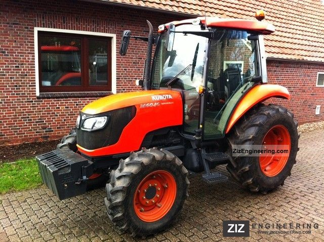 Vehicle Inspection Equipment Manufacturers Kubota M6040 H C Cab Full Cabin Top Condition 2009