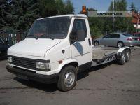 Peugeot J5 m tow. Winch HU / AU NEW! 1992 Breakdown truck ...