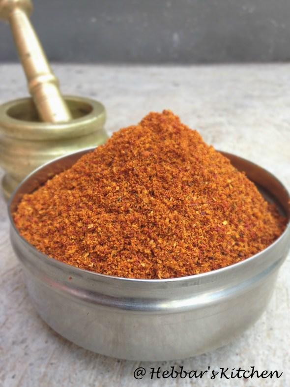 Hebbar S Kitchen Bisi Bele Bath Powder