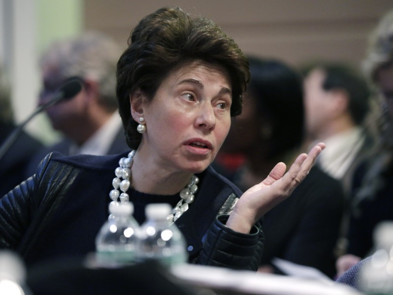 Board of Regents Chancellor Merryl Tisch speaks during a meeting on Monday, Feb. 10, 2014, in Albany, N.Y.