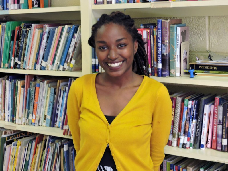 Teach for America trainee Brittany Frizzelle said she wishes she could have taught more during the summer.