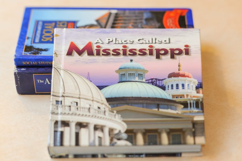"""David Sansing, author of """"A Place Called Mississippi,"""" says it's important that textbooks talk about the bad as well as the good in Mississippi's history, to more fully inform students."""