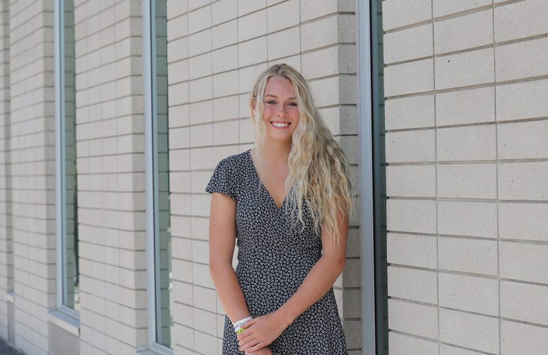 "Astara Truman overcame her family's resistance to majoring in the humanities and convinced them that the new Integrated Business and Humanities degree at McMaster University near Toronto would help her realize her dream of opening a vegan restaurant. ""You want to think in a different way,"" says Truman."