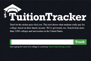 Tuition tracker