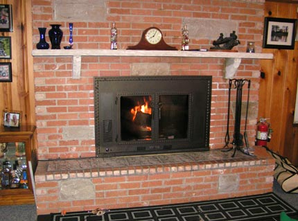 Before After Hechlers Mainstreet Hearth Home Troy