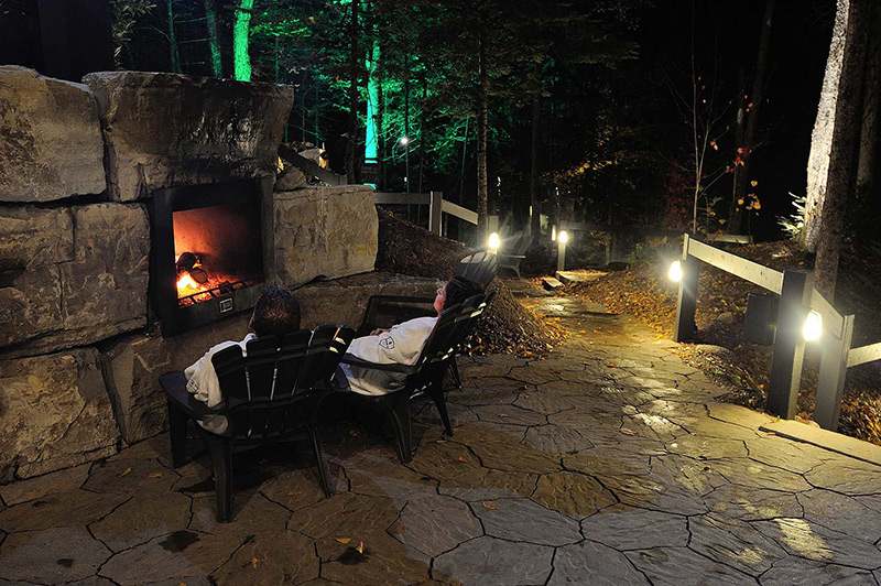 Camera Exterieur Quebec Heat Up, Cool Down, Relax: A Nordic Spa In Quebec