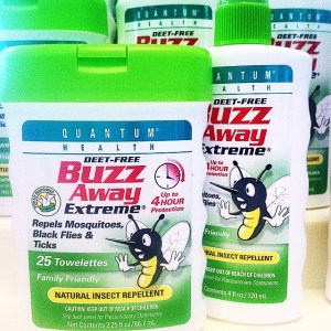 Our new DEET free bug repellent in both spray andhellip