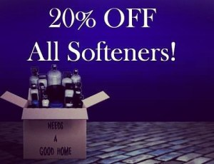Tired of your old water softener? We have water softenershellip