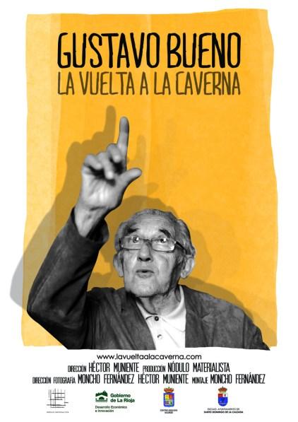 Poster Lavueltaalacaverna