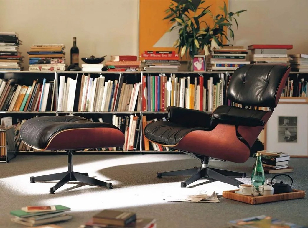 Chair Eames The Eames Lounge Chair: A Deep-seated Classic