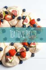 Tea Time Treats ~ July 2016