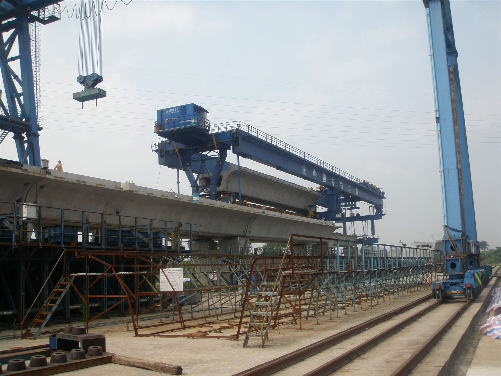 Precast Bridges Hedke I Construction Equipment I Accessories I Parts